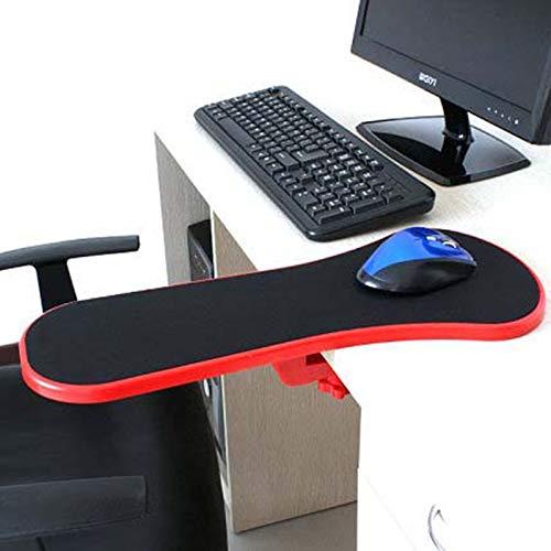 Shanji Ordinateur Mouse Pad Peut être tourné 180 Degreearm Backet Computer Desk Hand Support Doard Wrist Guard Mouse