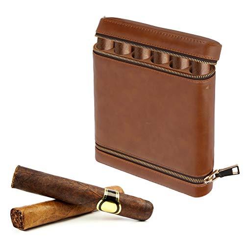 Humidor De Cigarros Viaje Humidor Exterior Caja De