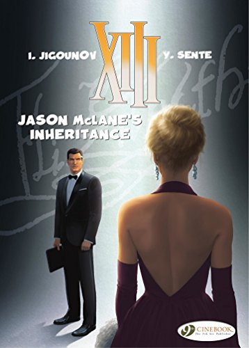 XIII - Volume 23: Jason McLane's Inheritance (English Edition)