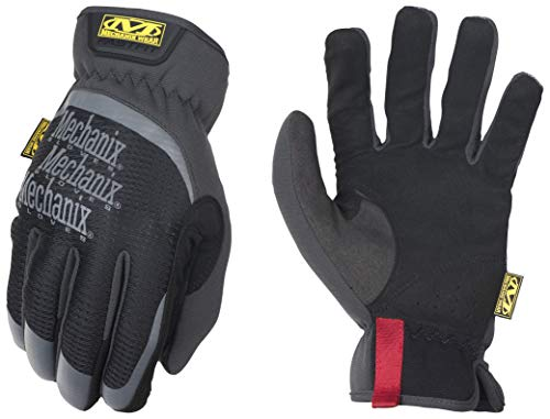 Mechanix Wear MFF-05-010 FastFit Work Gloves (Large, Black)
