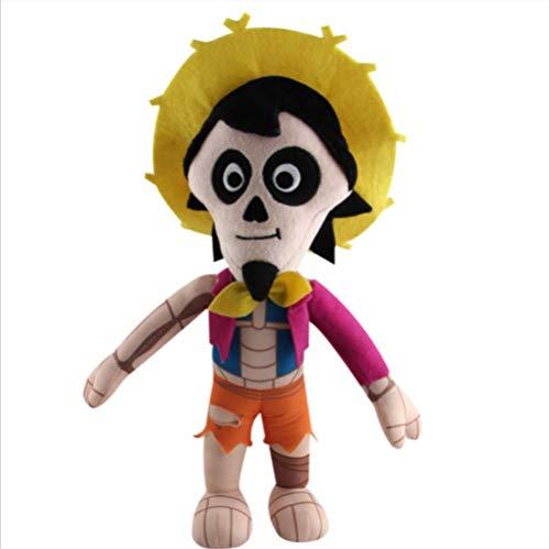 hzwh Coco Soft Toy, Miguel Hector Muñeca De Peluche Suave Bebé 30cm