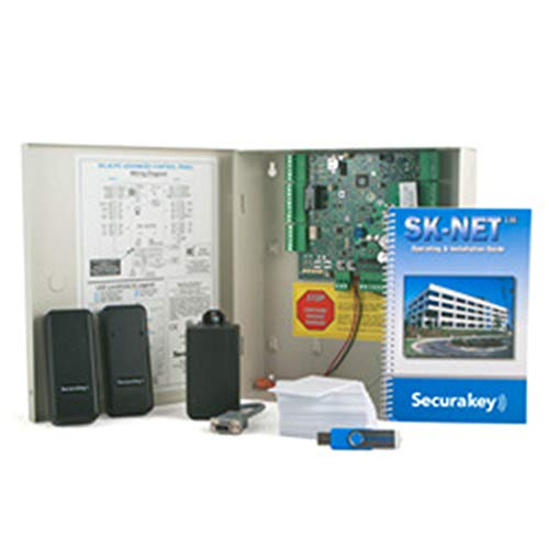 Fantastic Prices! Securakey Etag eACCESS 5 Access Control System Kit for Two Doors