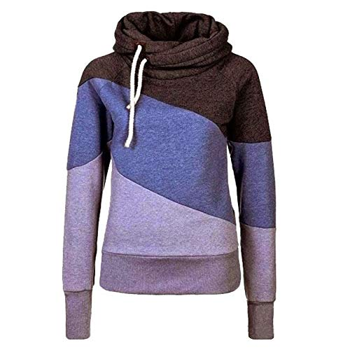 ZDTXKJ Women's Autumn Winter Sweatshirt Long Sleeve with Cap Jacket...