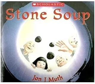 Stone Soup English Reading Books for Kids Usa English Story Picture Book for Baby Children Toys for Educational