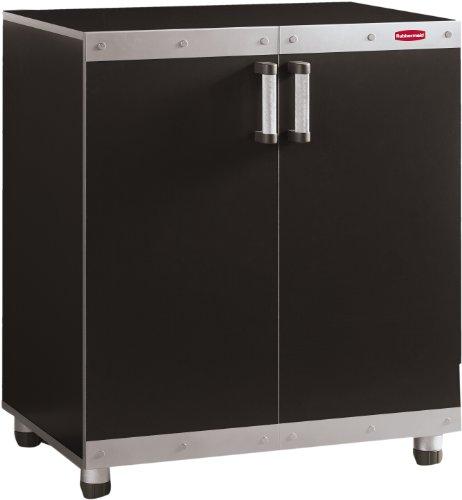 Rubbermaid Garage Storage System Base Cabinet,
