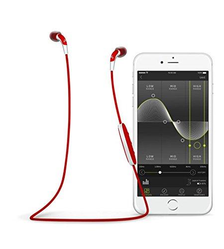 Jaybird Freedom Kabellose Kopfhörer, entwickelt für Sport, Joggen und Fitness (Premium-Kopfhörer über Bluetooth) Blaze