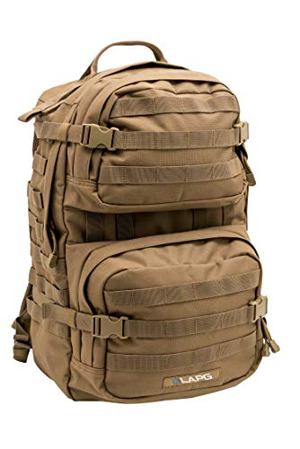 LA Police Gear 3 Day Tactical Backpack for Hunting, Military, Camping, Hiking, and Survival 2.0-CYT