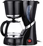 LIYONG 550 W máquina eléctrica 600 ml 4-6 tazas té goteo vidrio jarra té té e pote nuevo HLSJ