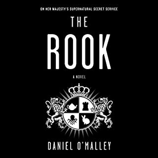 The Rook     A Novel              By:                                                                                                                                 Daniel O'Malley                               Narrated by:                                                                                                                                 Susan Duerden                      Length: 17 hrs and 46 mins     4,477 ratings     Overall 4.3