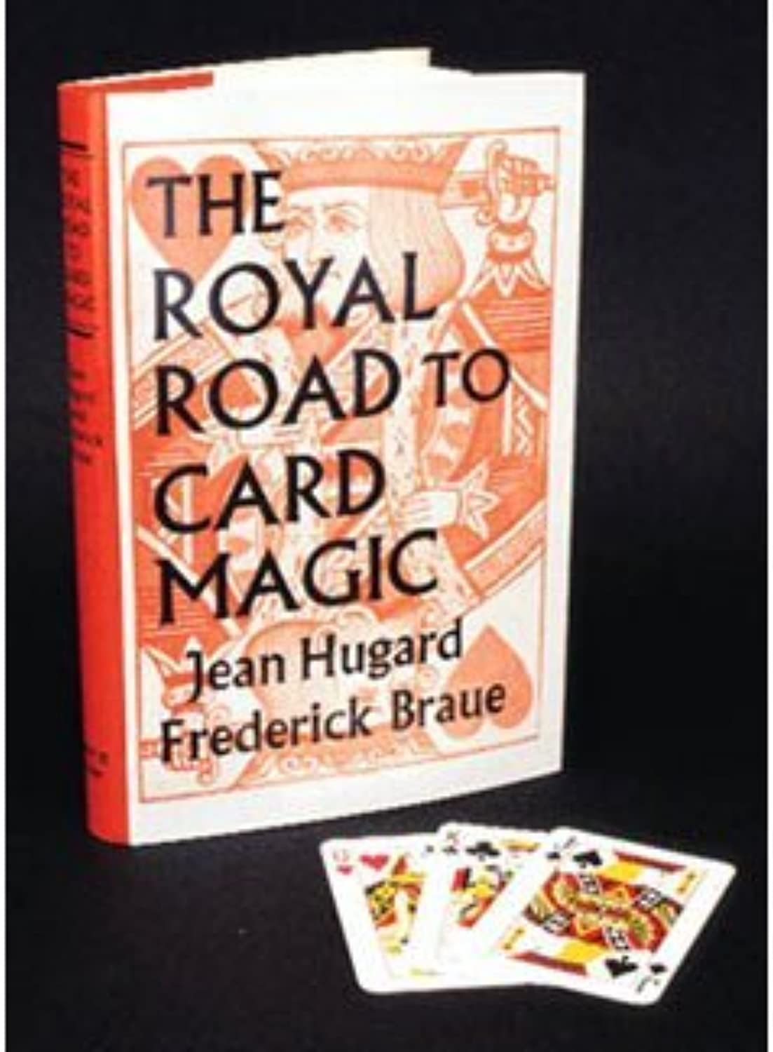 Loftus International Royal Road to Card Magic Book by Loftus International