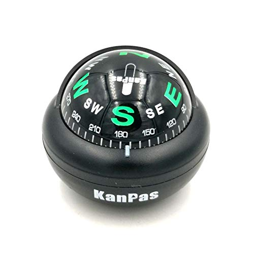 KanPas Automotive Compass Ball for Car or Boat (V39)