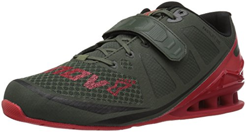 Inov8 Fastlift 325 Weightlifting Shoes - SS17-12 - Black