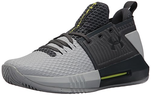 Under Armour Drive 4 Low - Tenis para Hombre, Stealth Gray (111)/Overcast Gray, 9 D(M) US