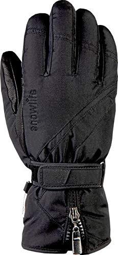 Snowlife Supreme weiblich L schwarz–Handschuhe Winter Sport Ski (Ski, weiblich, L, Winter, Schwarz, Mikrofaser)