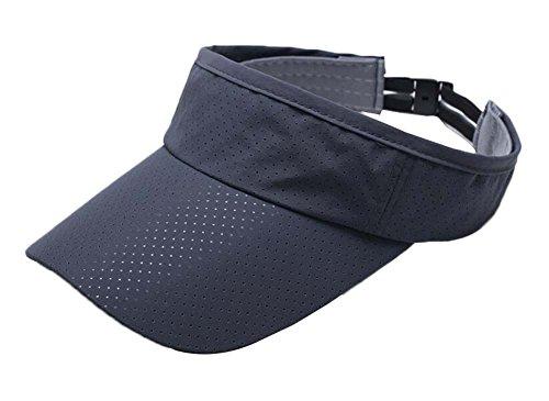 Black Temptation Einstellbare Herren-Frauen-Golf-Hut-Visier-Kappe