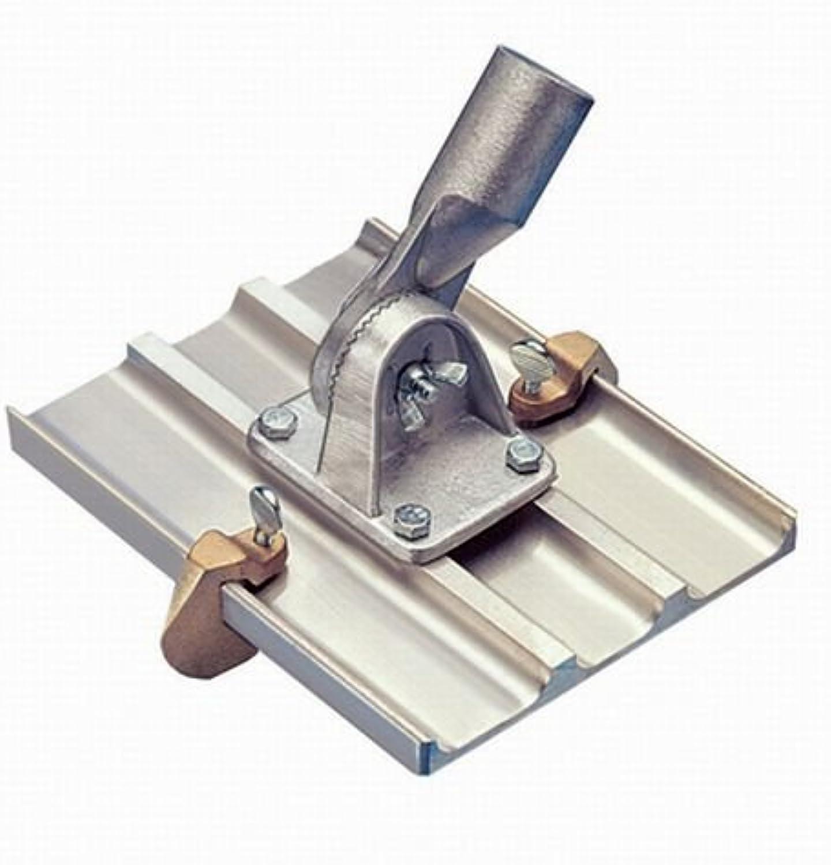 Kraft Werkzeug 1 Bit Magnesium Jumbo Pavers Fugenfräse mit Knopf Griff Halterung, CC858BT B00BQLHUKU  Zu verkaufen