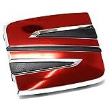 Finest Folia SE08 - Emblema Delantero y Trasero, Incluye Emblema para Volante