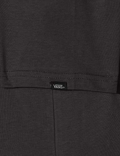 Vans Classic Boys T-Shirt, Nero (Black/Sulphur Spring W08), Medium Bambino