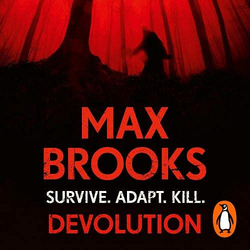 Devolution Audiobook By Max Brooks cover art