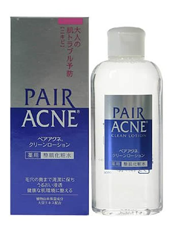 慰めマグチャットペアアクネ クリーンローション 160ml (薬用整肌化粧水)