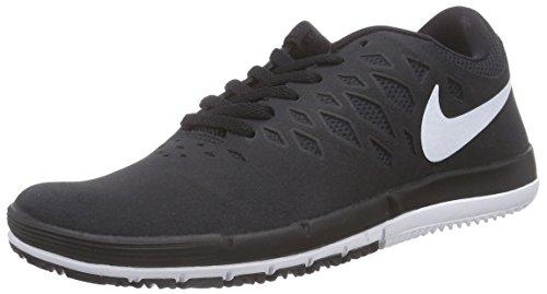 Nike Unisex-Erwachsene Free SB Low-Top, Schwarz (002 Black/White), 40 EU