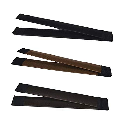 Arestech 3 pack hair bun maker hair band accessories hair bun shaper perfect hair bun maker tool for women and girls
