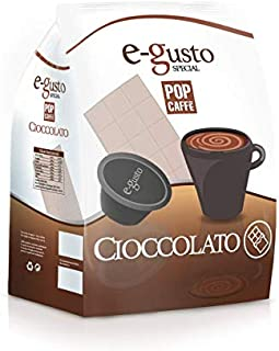 Pop Caffe Lot de 48 capsules compatibles Nescafé Dolce Gusto Goût chocolat