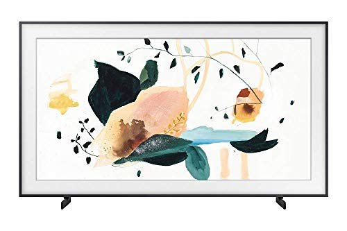 SAMSUNG 65-inch Class Frame QLED LS03 Series - 4K UHD Dual LED Quantum HDR Smart TV with Alexa Built-in (QN65LS03TAFXZA, 2020 Model) (Renewed)