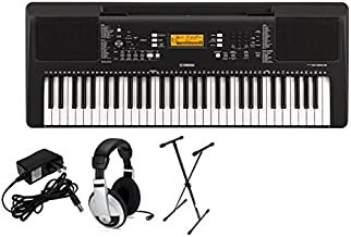 Best yamaha psr e353 features Reviews
