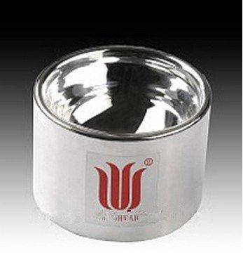 GOWE synthware, frasco, Dewar, bajo de forma, hemisférica, para frasco tamaño: 100, Dimensiones, profundidad * Diámetro: 65* 80mm