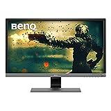 BenQ 28 inch 4K HDR10 Monitor (EL2870U), UHD 3840x2160, FreeSync, 1ms Response Time, Eye-Care, Brightness Intelligence Plus, HDMI, DP, Built-in Speakers (Renewed)