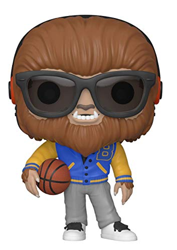 Funko Figura Pop Scott Howard Exclusivo SDCC - Teen Wolf (1985)