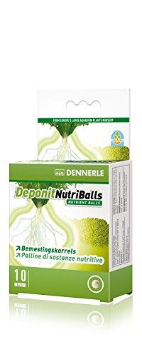 Dennerle fertilizzante per piante d'acquario nutriballs 10 pz (1000055419)