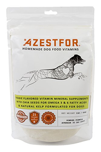 Top 10 best selling list for vitamin supplements for dogs on homemade dog food