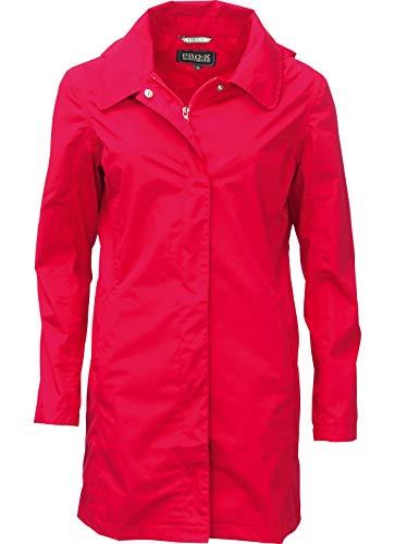 PRO-X elements Cappotto da donna Candy, Donna, Cappotto, 8835, rosso - mars red, 40