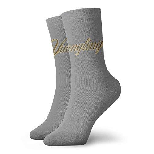 N/A Tennissocken,High Performance Kurzsocke,Anzug-Socken,Business Socken,Yuengling Bier Männer Frauen Langlebige Sport Sport Socke Für Walking Wandern Erholung