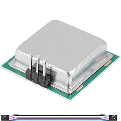 Youmile CDM324 Módulo de inducción de cuerpo de microondas 24 GHz 15 m Sensor de interruptor de inducción de radar Interruptor de un solo canal Módulo de sensor inteligente con cable Dupont