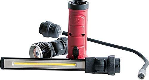 Gambit Tools 3in1 Profi Werkstattlampe 3...