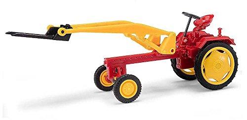 Unbekannt Harold Mehlhose 210004800 Traktor RS09 Ladearm mit Gabel, Rot