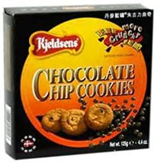 Kjeldsens Chocolate Chips Cookies Convenience Pack - Imported From Denmark
