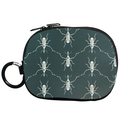 Custom Insect Coin purse (Twin Sides )