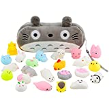 Mochi Squishy Toys 20-Pcs Pack - FREE Kawaii...