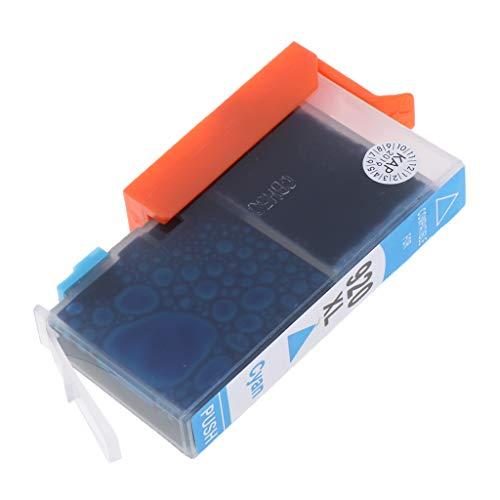 Cartucho de Tinta para HP920XL Partículas de Tamaño Nanométrico - Azul