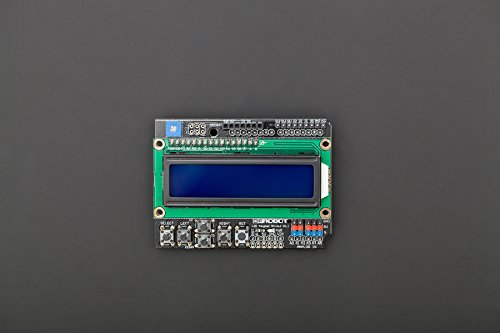DFRobot LCD Keypad Shield for Arduino