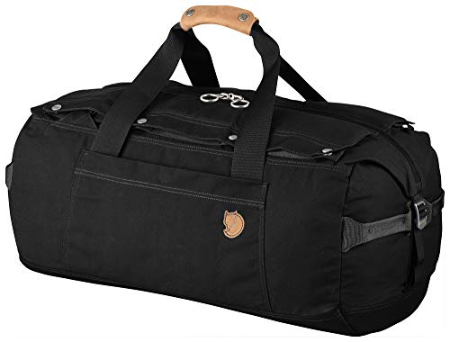 Fjallraven - Duffel No. 6 Large, Black