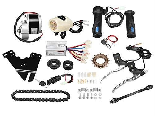 FairOnly Motor Controller Electric Bike Kit Electric Bicycle Conversion Kit for Electric Bicycle 24V 250W