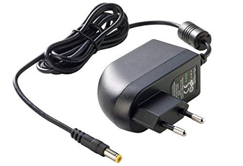 PremiumCord Universal Netzteil 230V/ 12V/ 2A DC, Netzadapter AC/DC, Stromadapter und Stromkabel für Router und weitere 12V-Geräte, Ausgangsstecker 5, 5mm/ 2, 1mm, ppadapter-08