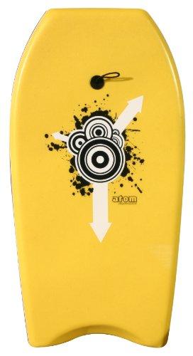 Atom Bodyboard, Unisex, gelb