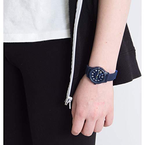 Lacoste Mixte Enfant Analogique Classique Quartz Montre avec Bracelet en Silicone 2030002
