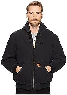 カーハート Carhartt メンズ コート Black QFL Sandstone Active Jacket [並行輸入品]